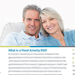 Intro to Annuities