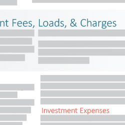 The truth about investment fees